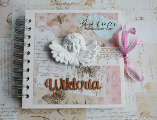 Sweet Baby Girl Album for Couture Creations